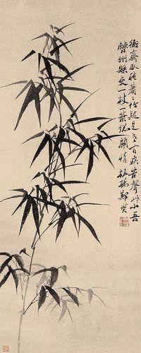 Zheng Xie Paintings | Chinese Art Gallery | China Online Museum