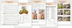 """Sciences CE2/CM2 : Evaluations """"Le ciel et la Terre"""" - Cycle 3 ~ Orphéecole"""