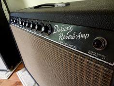 '64 Fender Deluxe Reverb