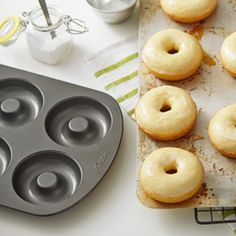 A durable nonstick pan to make piles and piles of delicious doughnuts with. | Here's What People Are Buying On Amazon Right Now