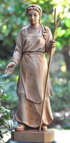 The Companions of St Angela St Angela Merici, Religious Art, Sculpture Art, Game Of Thrones Characters, Statue, School Ideas, Fictional Characters, Board, Saints