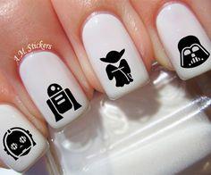 nails star wars - Buscar con Google