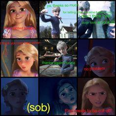 Jelsa part 11 Jack Frost and Elsa love story