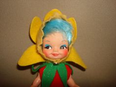 """Always selling quality Vintage Toys & Dolls! smitti257@aol.com See my Flower Ding dolls MIP in Cindy Sabulis' book, """"Collectible Dolls of the 1960's & 70's...Volume II"""" page 202"""