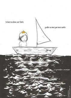 """""""Talvez..."""" (Nina, por Natália Matos)"""