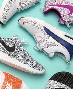 Official @nikesportswear X @s_harrington collaboration. I designed a new collection for Nike. Avai...