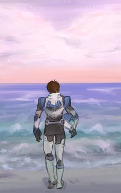 """blue oceans, white clouds "" dragged @delicadenza into lance hell with me but guess who got played hardcore by a longing for the ocean (hint: it was both of us but anyway please enjoy)"
