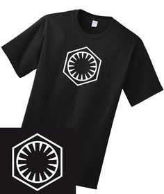 First Order Logo The force Awakens MENS by OtherWorldModels