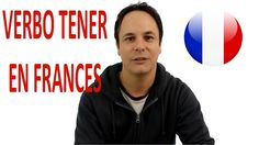 Verbo TENER en FRANCES Learn French, Languages, Poems, Learning, Youtube, Learning English, Studying, Verb To Have, French Lessons