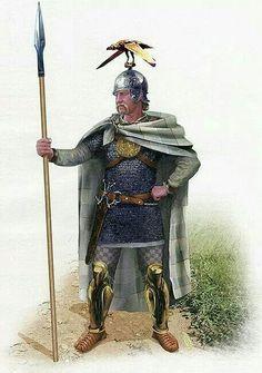 - Jefe Celta . Siglo lV a.C.