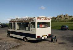 Favourite Tor & tea van!