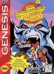 Adventures of Mighty Max - Genesis Game