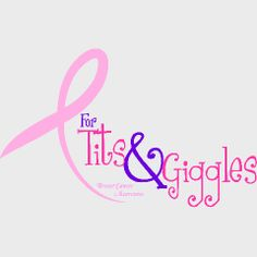Funny Breast Cancer Logos