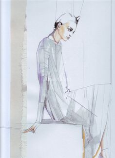 Petra Dufkova - Fashion and Style Illustrator