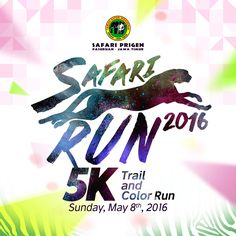 How Close You Run With Animals  #SAFARIRUN2016  You won't missing this extraordinary running event  Come and get ready to be wild. Prepare your camera and your selfie stuff. And you will never want to forget the experience  This event will be held on Sunday, May 8th 2016 at Taman Safari Indonesia II Prigen, Kab. Pasuruan , Jawa Timur