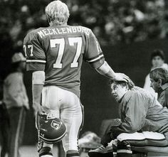 Denver Broncos/Carl Mecklenburg/One of my favorite Broncos!!  ❤️❤️