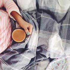 Tea makes me so happy. Especially when it's been brought to me in bed  Happy Wednesday  by nickibatchelor