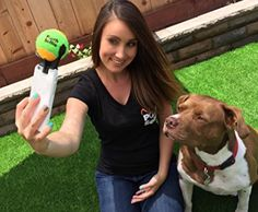 Selfie Dog This clever little attachment always has your pooch looking right at the camera.  No more squirming and cajoling to get them to look. I Love My Dog | Pet Lovers | Crazy Dog Lovers | I Love Dogs | Dog Love Animal Selfies | Instagram Selfies | Funny Selfies | Pet Selfies Cats | Pet Selfies Dogs | Pet Dogs Cat Selfies | Pet Best Friend Selfies