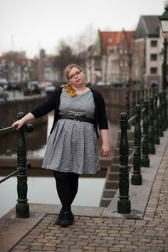 Quirky Pretty Cute blog for plus sized outfits