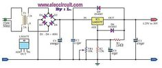 My first variable power supply using – ElecCircuit This is First Variable DC Power Supply to using using a few parts and build easy with PCB layout and can fine adjust voltage output. Dc Circuit, Circuit Diagram, Technology Hacks, Computer Technology, Diy Electronics, Electronics Projects, Battery Charger Circuit, Power Supply Circuit, Electrical Projects