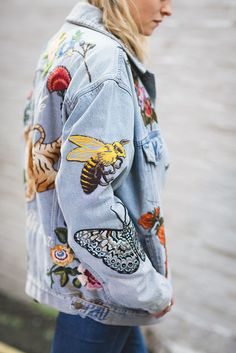 Alessandro Michele Takes Us Inside Gucci's New DIY Denim Service