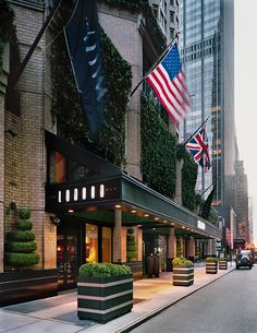 Best Mid Town NYC hotel - The London Hotel