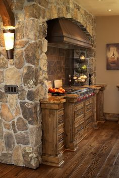 Love the cabinets--for my dream country kitchen!