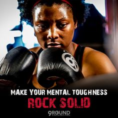 What can help you overcome anything?? Even a lack of skill or natural ability? Mental toughness! Inner-strength can best be derived from the things that motivate you the most. Next time you're trying to push through your workout and make it through those last few rounds, those last few minutes, focus on your biggest motivators and you will find the strength! How about you -- what is it that motivates YOU to push through?