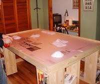 War Gaming Table How-To