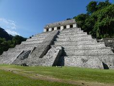 Palenque temple inscriptions! Un sublime lieu à découvrir au Mexique