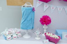 Sweet Spa Party! - Kara's Party Ideas - The Place for All Things Party