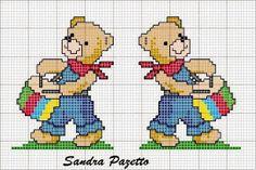 Angela Embroidery: bears