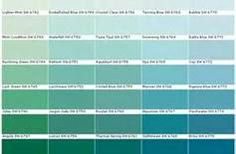 Sherwin Williams Paint Color Chart - Bing Images