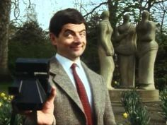 The Origins of the Selfie - Funniest Corner Mr Bean, Funny Clips, Shopping Spree, Laugh Out Loud, Funny Pictures, Beans, The Originals, Celebrities, People