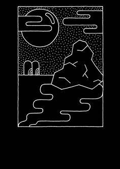 "Das Magazin ""Kapitaal"" #3 by Gino Bud Hoiting #illustration"