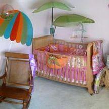 1000 images about beach girl baby nursery on pinterest for Surf nursery ideas