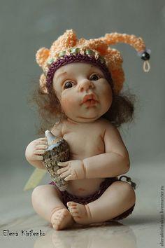 Elena Kirilenko   Beautiful dolls look like real babies