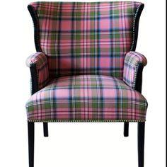 Anderson Housse de Coussin Clan Écossais Needlepoint Tapestry Scotland Tartan