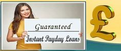 How Do Guaranteed Instant Payday Loans Prevent Financial Turmoil? Instant Payday Loans, Loan Application, Credit Check, Bad Timing, Denial, Credit Cards, Finance, Economics