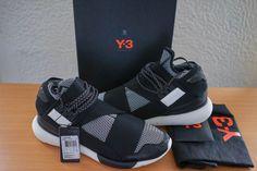 e71e381c8 ADIDAS Y-3 QASA HIGH Primeknit Yohji Yamamoto Boost Brand New size 11 US…