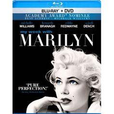 My Week with Marilyn (DVD/Blu-ray Combo)