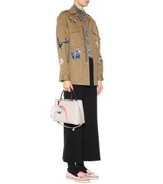 mytheresa.com - Slipper espadrillas in pelle - Scarpe - Luxury Fashion for Women / Designer clothing, shoes, bags