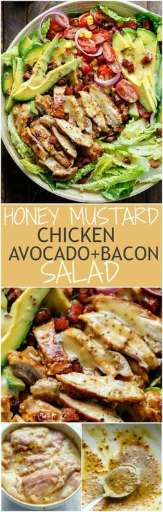 Can't wait to try this salad. Looks so yummy!