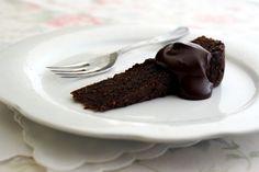 skinnymixer's Decadently Deceptive Chocolate Torte