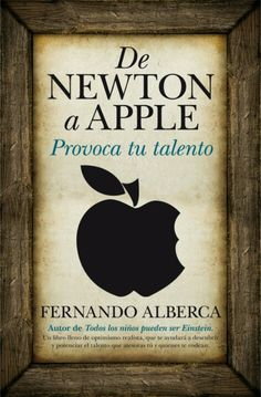 ▷ De Newton a Apple . Einstein, Shit Happens, Education, Learning, Creative, Kindle, Products, Books To Read, Reading