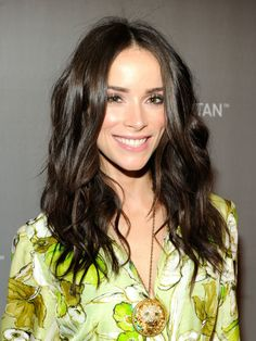 Abigail Spencer--DREAM HAIR