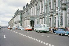 Travelling Throughout Leningrad In The 1960s | English Russia | Page 3