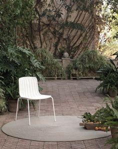 EXPORMIM - Lapala_2015  reinterpretation of characteristic braided chair typ. to Mediterranean