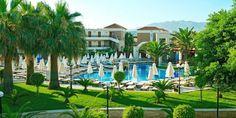 Sezon 2018 la mare pe litoral in Grecia la Hotel Atlantica Creta Paradise de 4 stele din Creta Chania