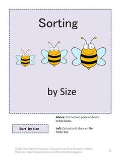 May Unit Printable Math & Reading File Folder Games PK-K or Special Education